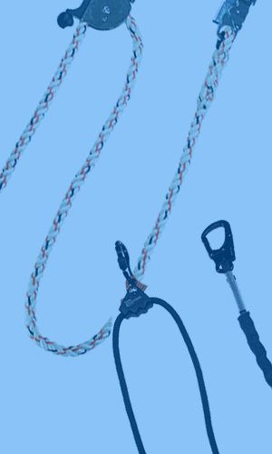Delovno-pozicijske vrvi